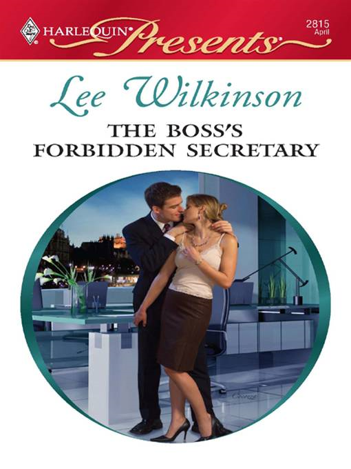 The Boss's Forbidden Secretary