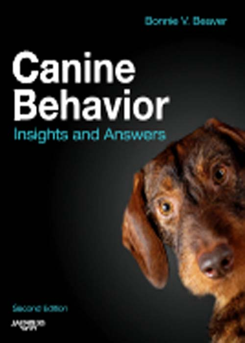 Canine Behavior By: Bonnie V. Beaver