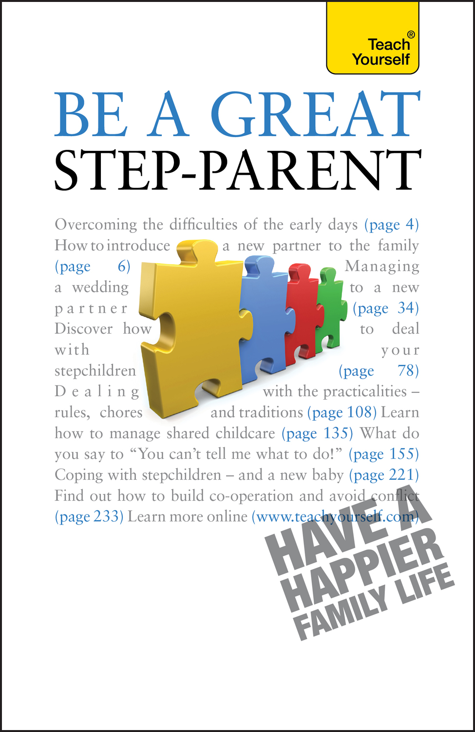 Be a Great Step Parent By: Suzie Hayman