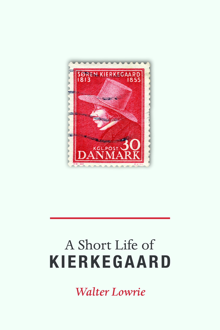 A Short Life of Kierkegaard (New in Paperback)