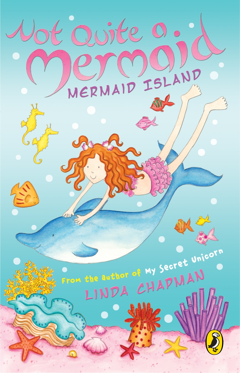 Not Quite a Mermaid: Mermaid Island
