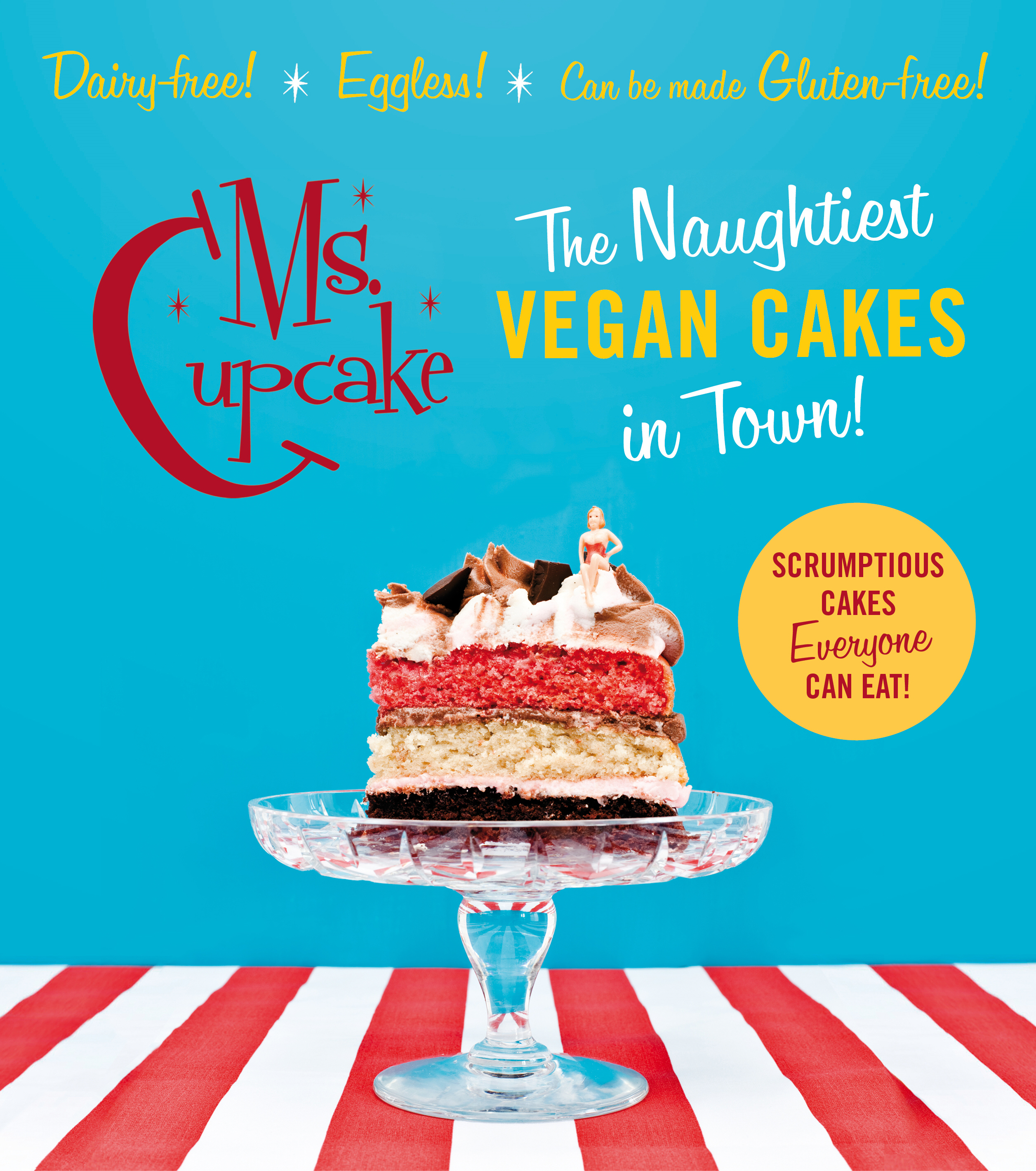 Ms Cupcake The Naughtiest Vegan Cakes in Town