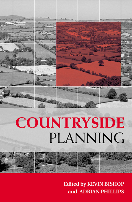 Countryside Planning New Approaches to Management and Conservation