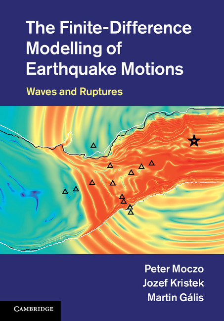 The Finite-Difference Modelling of Earthquake Motions Waves and Ruptures