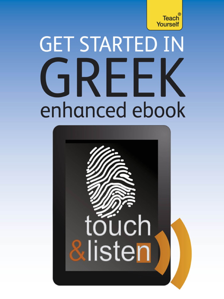 Get Started In Greek: Teach Yourself Audio eBook
