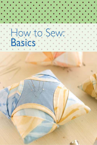 How to Sew - Basics