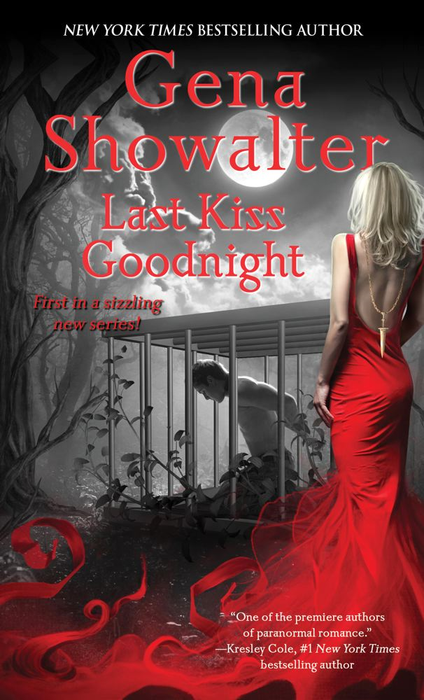 Last Kiss Goodnight By: Gena Showalter