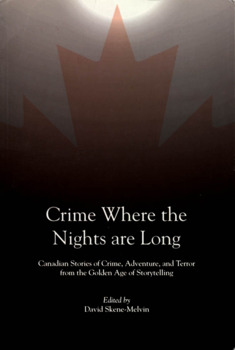 Crime Where the Nights are Long By: