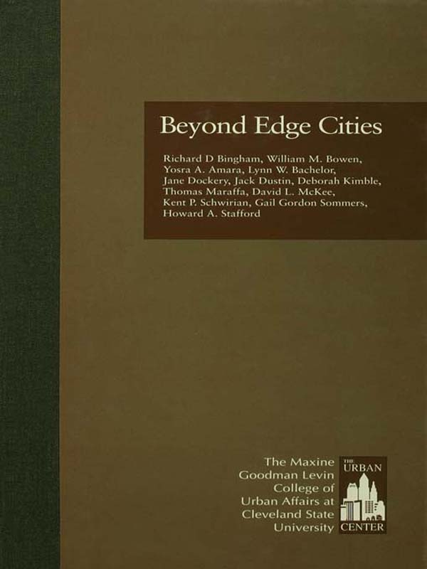 Beyond Edge Cities