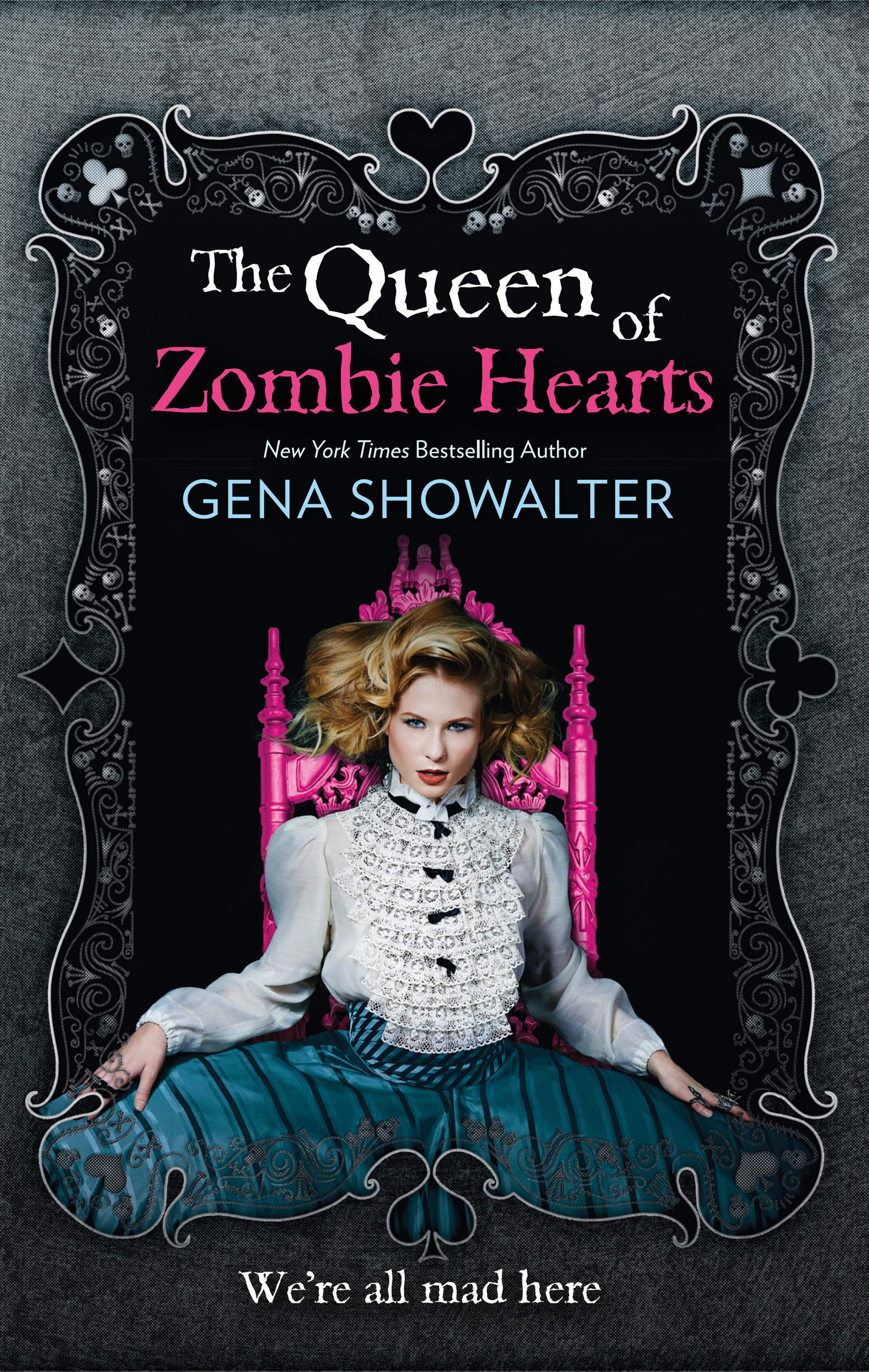 The Queen of Zombie Hearts (The White Rabbit Chronicles - Book 3)