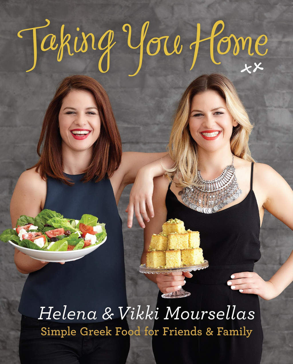 Taking You Home: Simple Greek Food