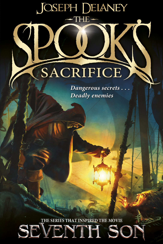 The Spook's Sacrifice Book 6