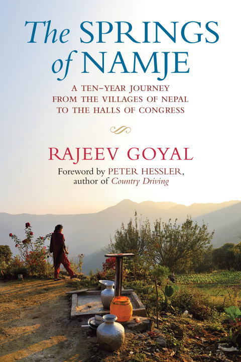 The Springs of Namje By:  Rajeev Goyal