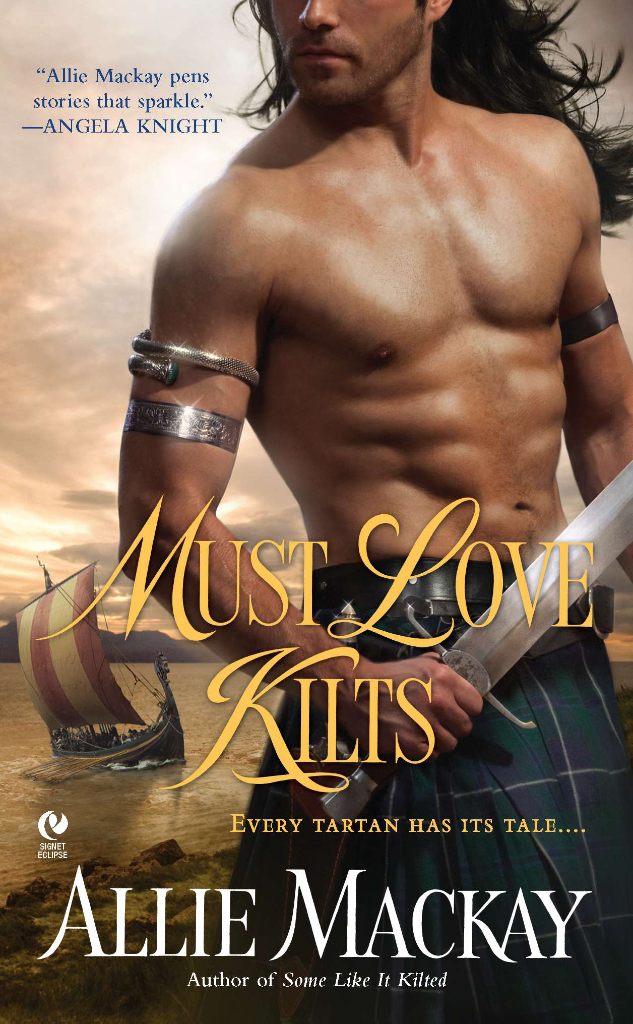 Must Love Kilts By: Allie Mackay
