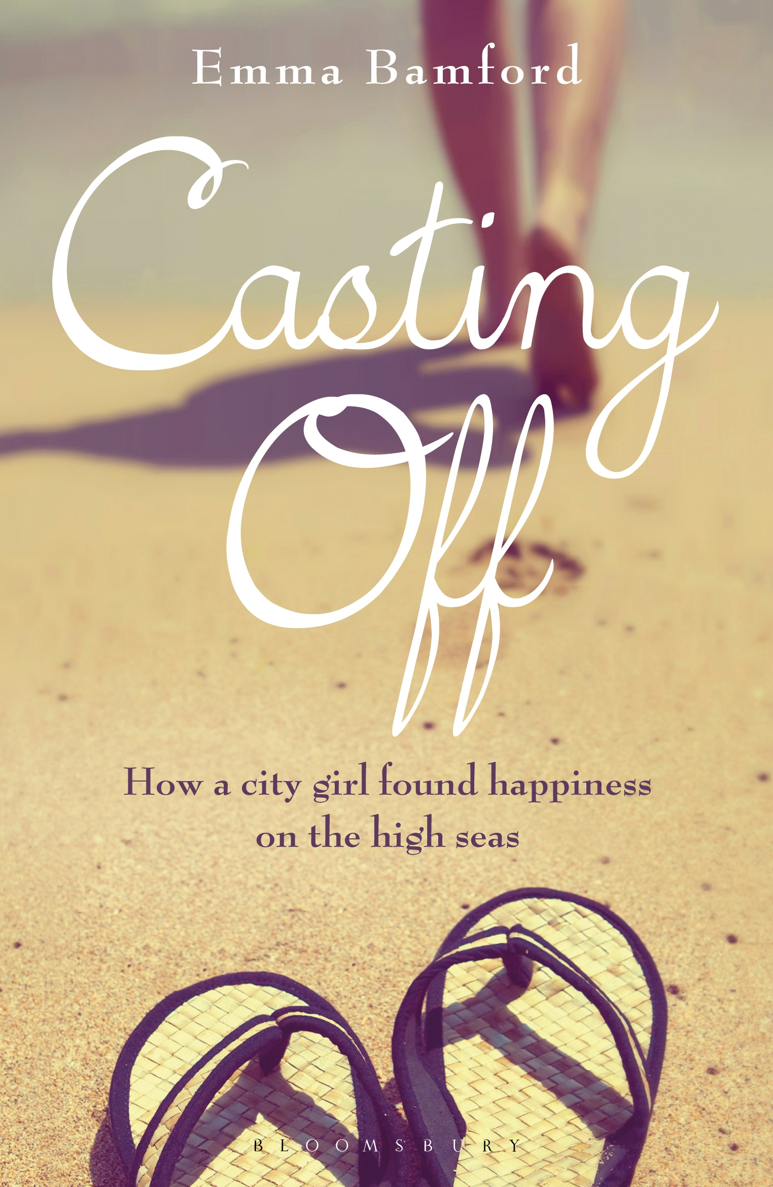 Casting Off How a City Girl Found Happiness on the High Seas