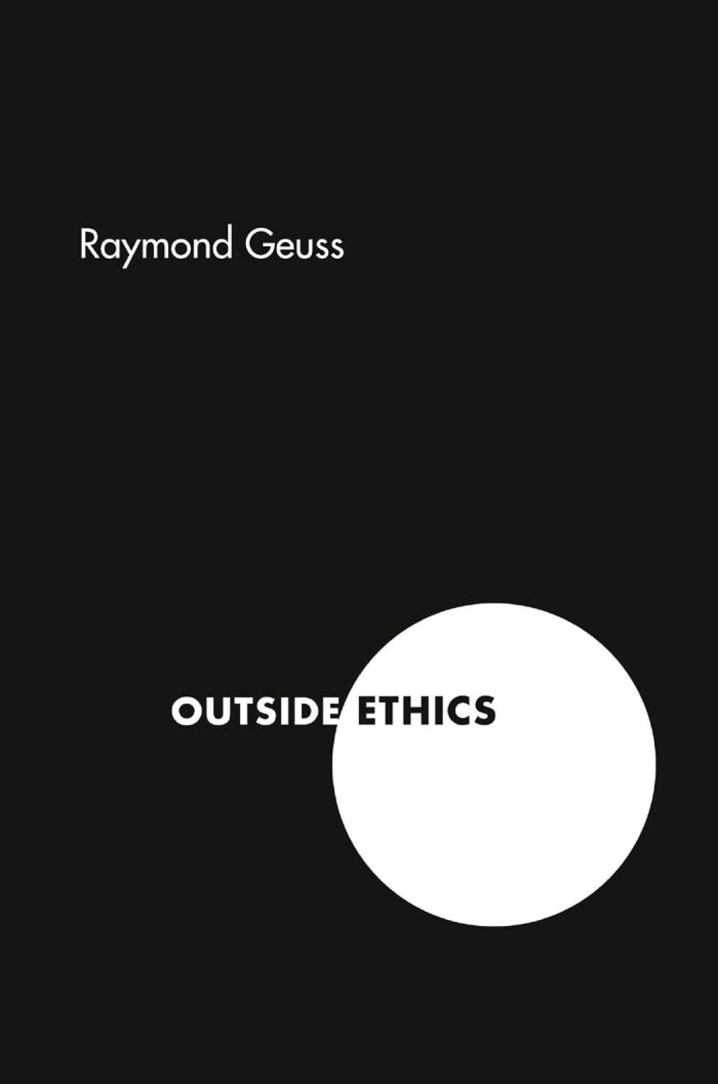 Outside Ethics