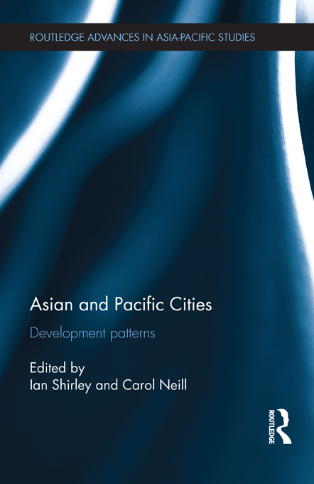 Asian and Pacific Cities By: