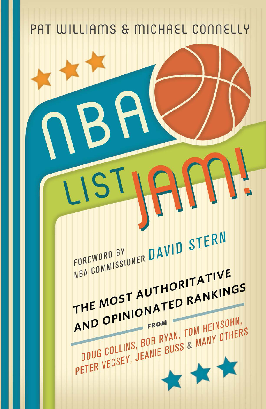 NBA List Jam! By: Michael Connelly,Pat Williams