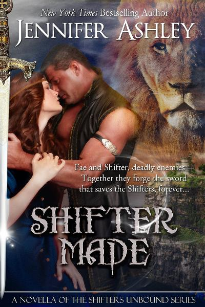 Shifter Made By: Jennifer Ashley