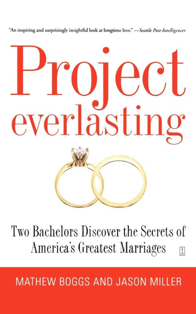 Project Everlasting By: Jason Miller,Mathew Boggs