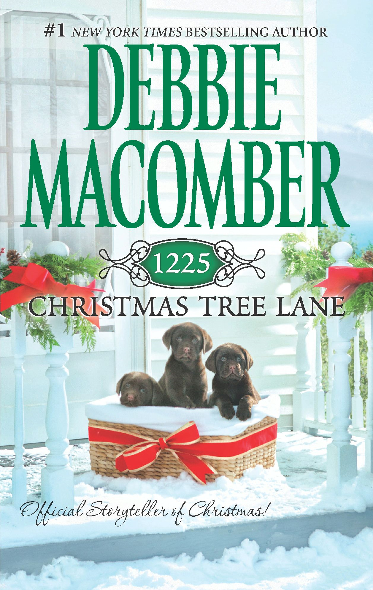 1225 Christmas Tree Lane By: Debbie Macomber