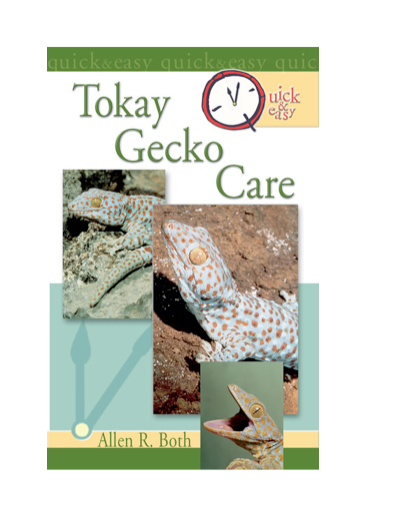 Quick & Easy Tokay Gecko Care