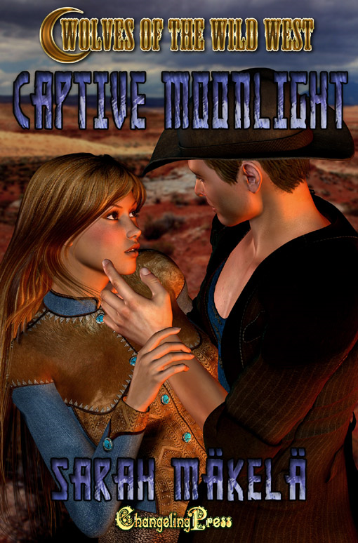 Wolves of the Wild West: Captive Moonlight