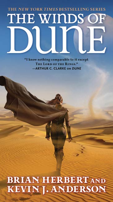 The Winds of Dune By: Brian Herbert,Kevin J. Anderson