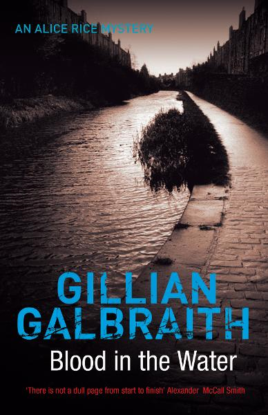 Blood in the Water By: Gillian Galbraith