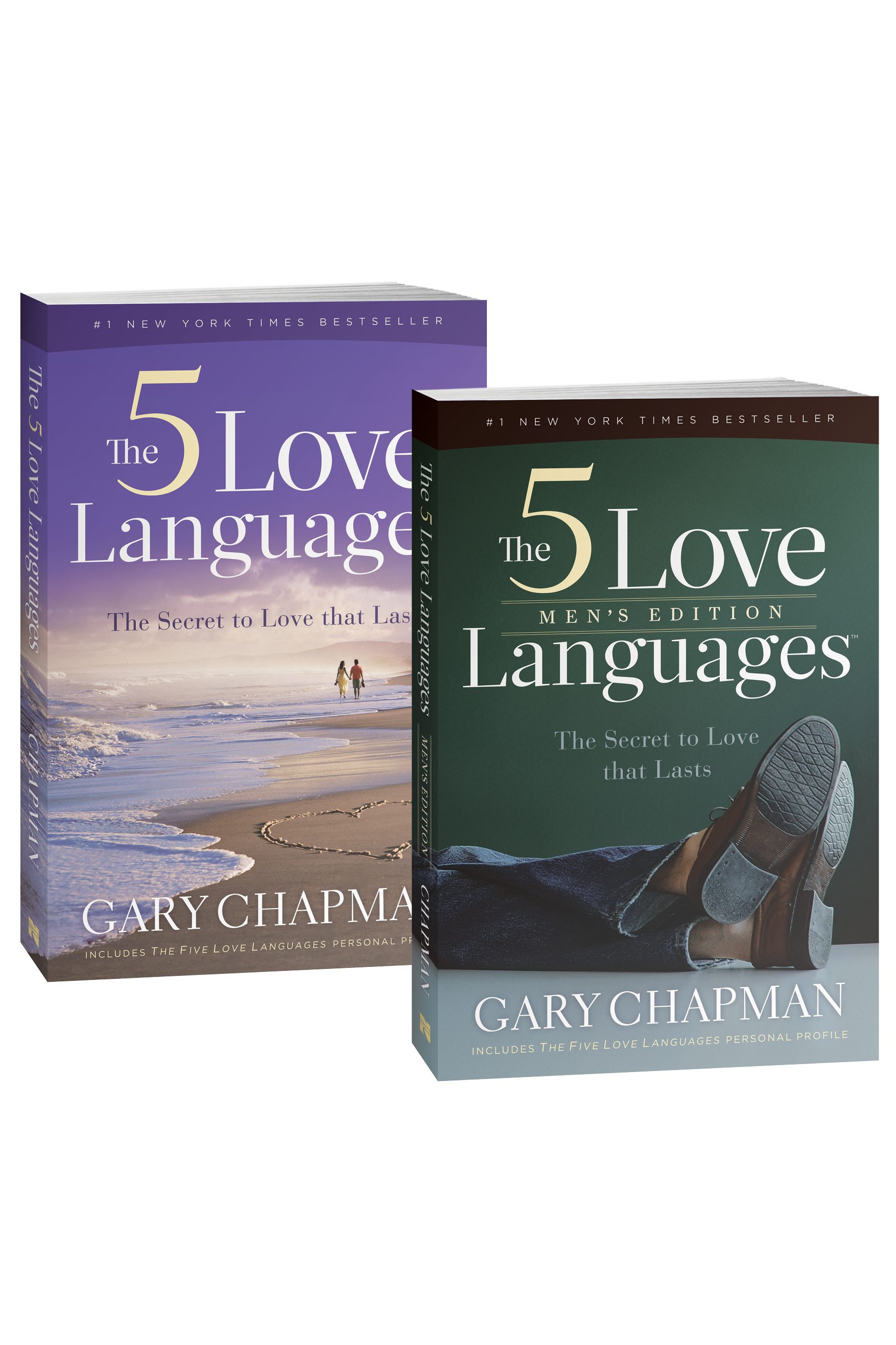 The 5 Love Languages/The 5 Love Languages Men's Edition Set By: Gary D Chapman