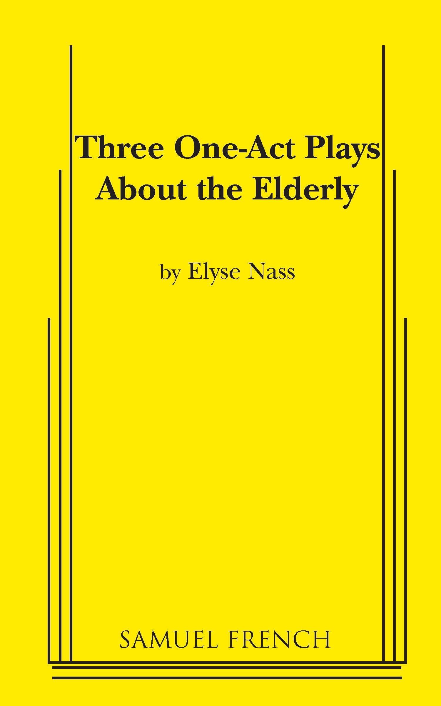 Three One Act Plays about the Elderly