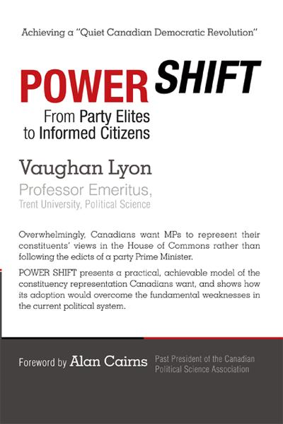 Power Shift By: Vaughan Lyon