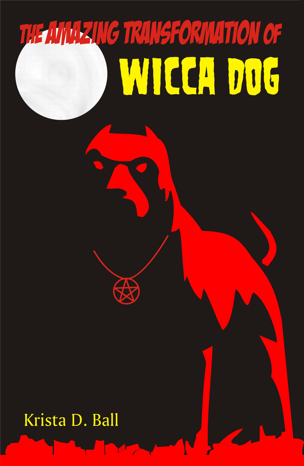 The Amazing Transformation of Wicca Dog