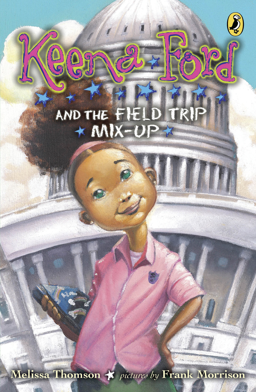 Keena Ford and the Field Trip Mix-Up By: Melissa Thomson