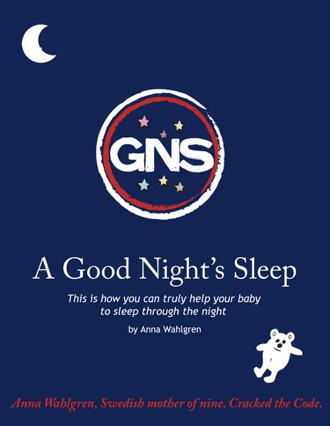 A Good Night's Sleep By: Wahlgren, Anna