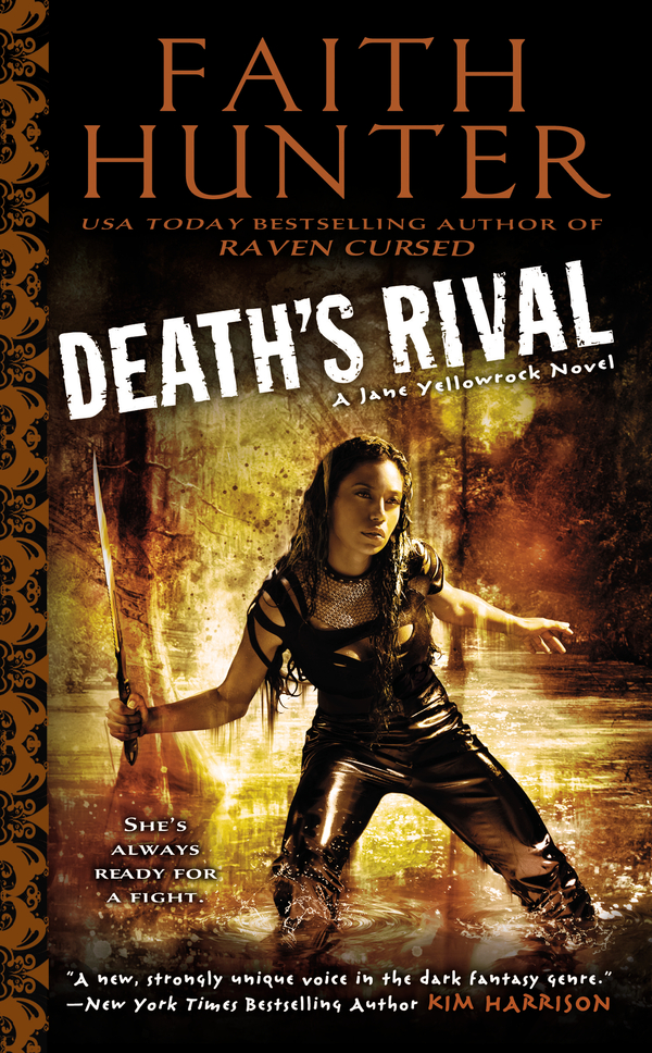Death's Rival By: Faith Hunter