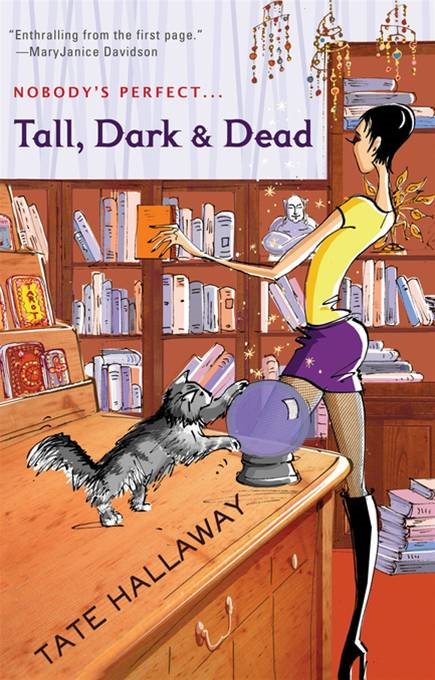 Tall, Dark & Dead By: Tate Hallaway
