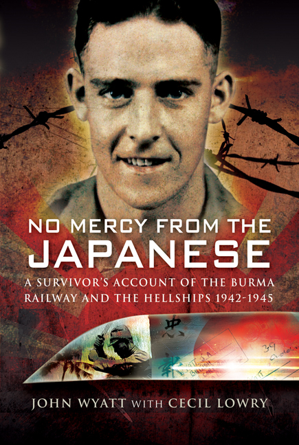 No Mercy From the Japanese By: Lowry, Cecil,Wyatt, John