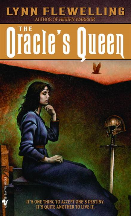 The Oracle's Queen By: Lynn Flewelling