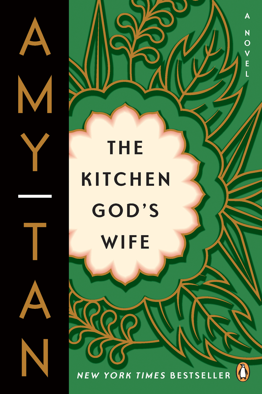 The Kitchen God's Wife By: Amy Tan
