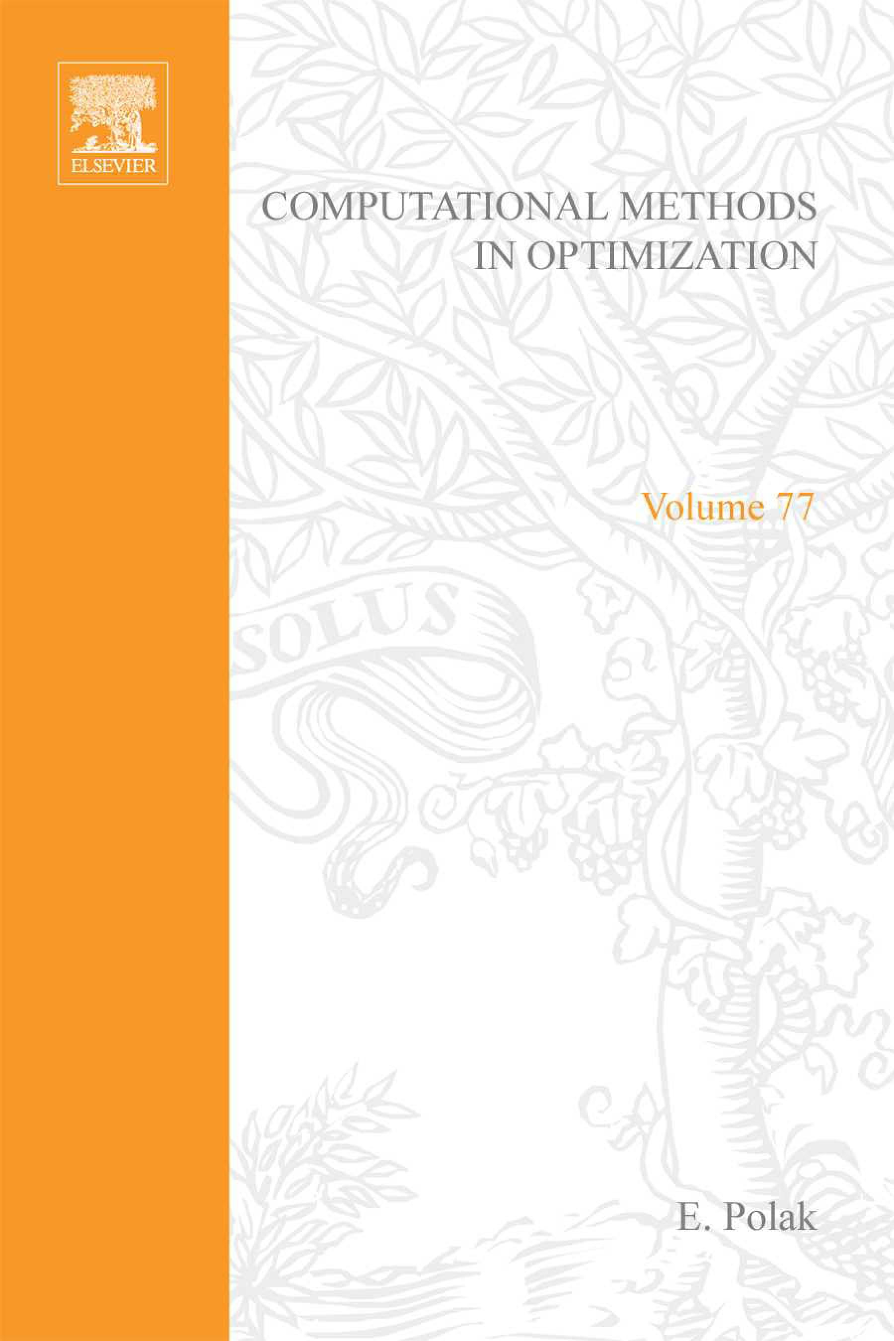 Computational Methods in Optimization: A Unified Approach