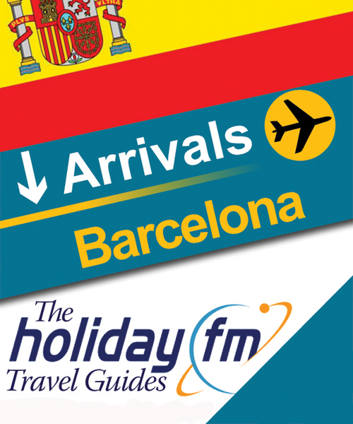 Barcelona By: Holiday FM