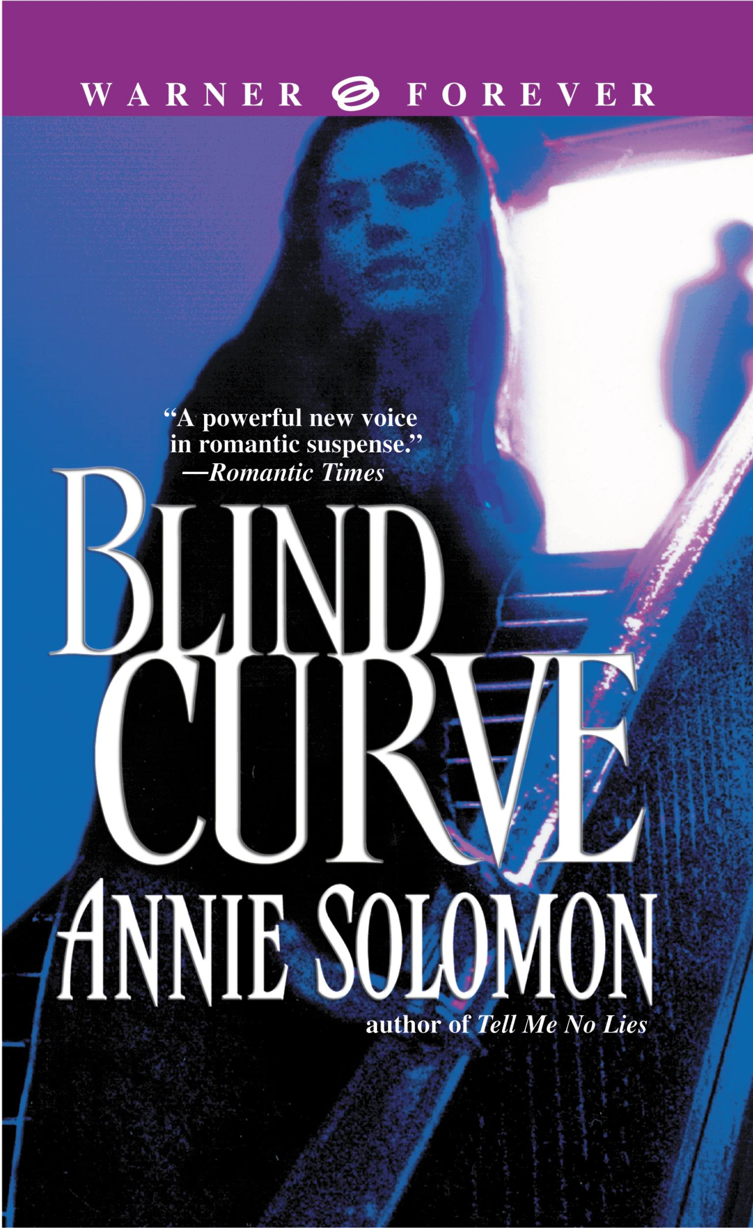 Blind Curve By: Annie Solomon