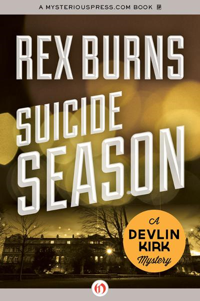 Suicide Season By: Rex Burns