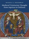 download Medieval Trinitarian Thought from Aquinas to Ockham book