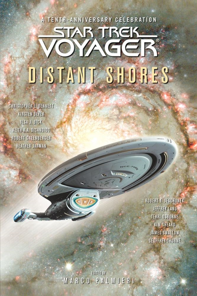 Star Trek: Voyager: Distant Shores Anthology By: