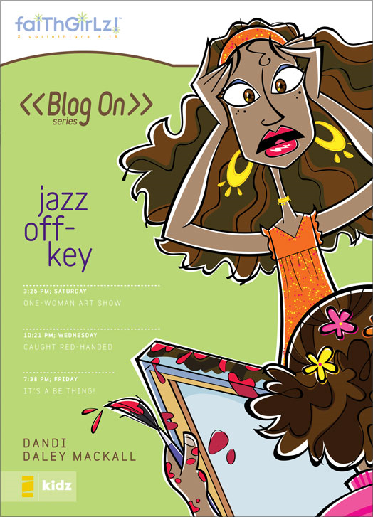 Jazz Off-Key By: Dandi Daley   Mackall