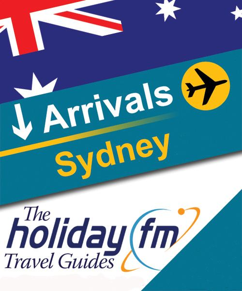 The Holiday FM Guide to Sydney