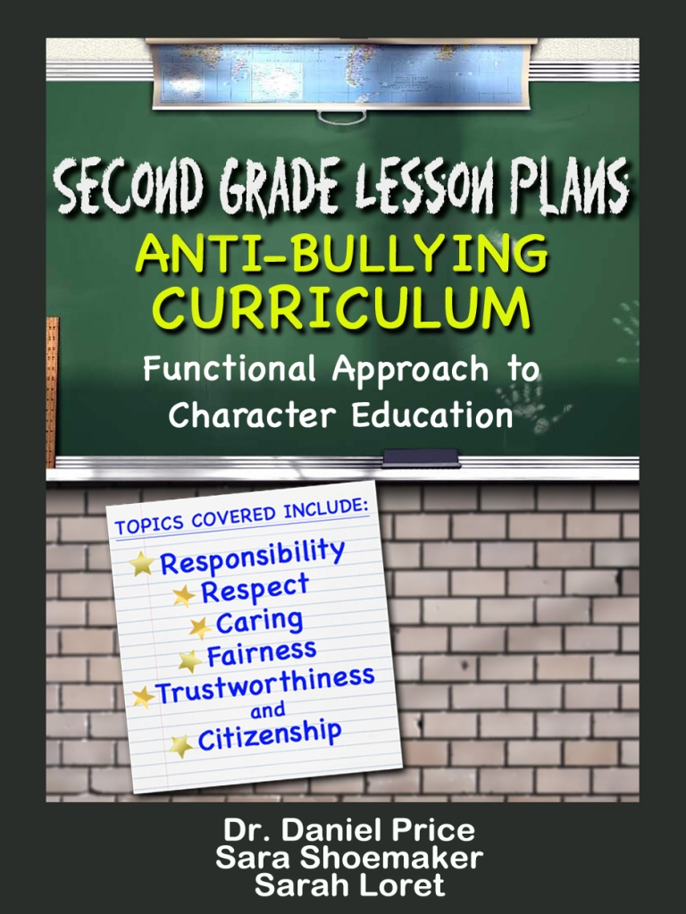 Second Grade Lesson Plans: Anti-bullying Curriculum