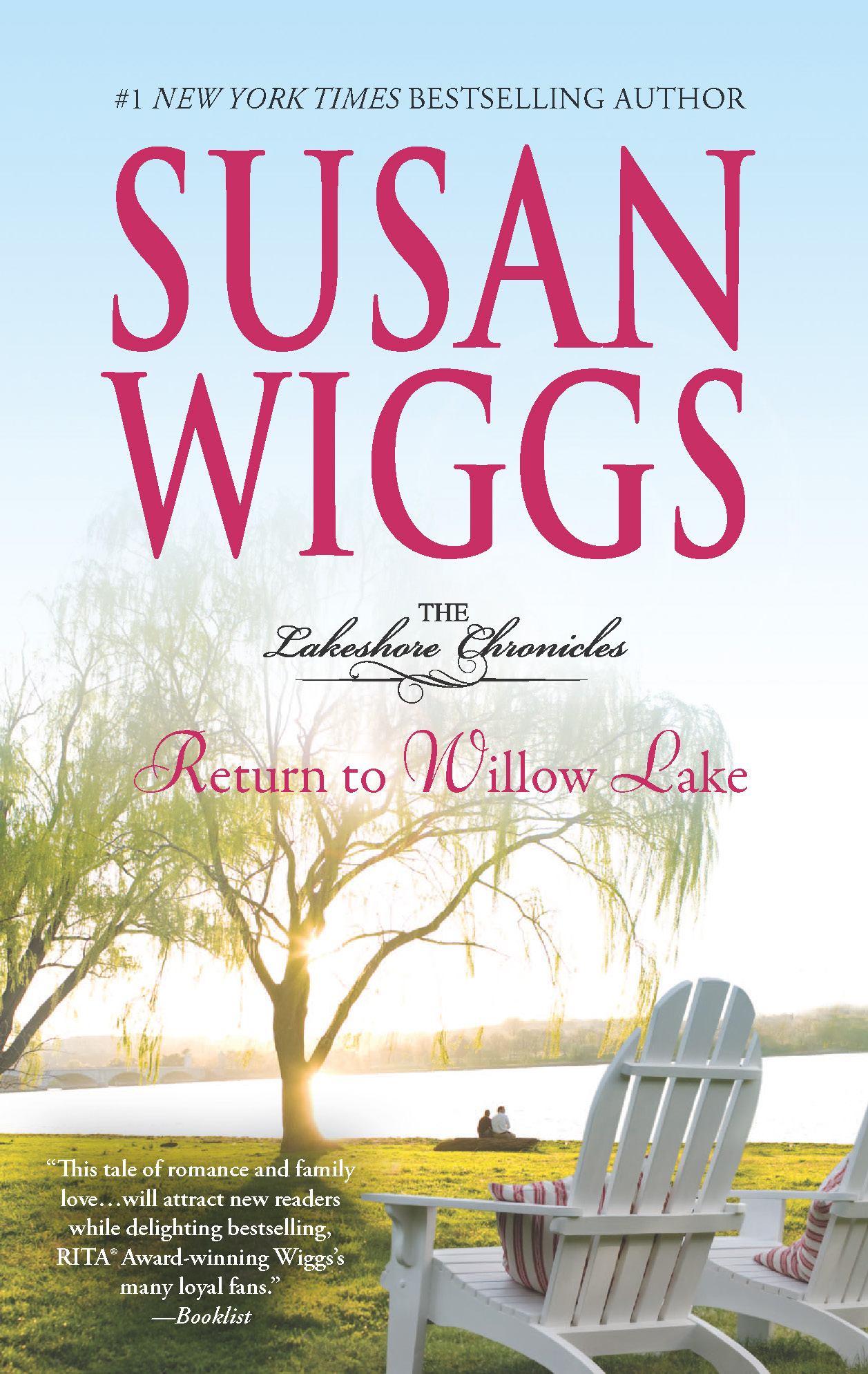 Return to Willow Lake By: Susan Wiggs